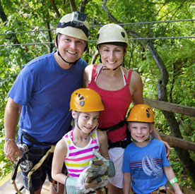 Family Adventure Packages Leitrim