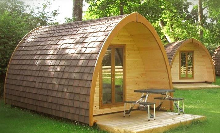 Glamping Carrick on Shannon