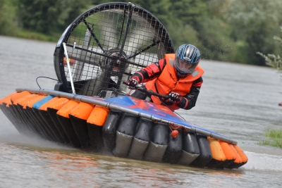 Hovercrafting Carrick on Shannon