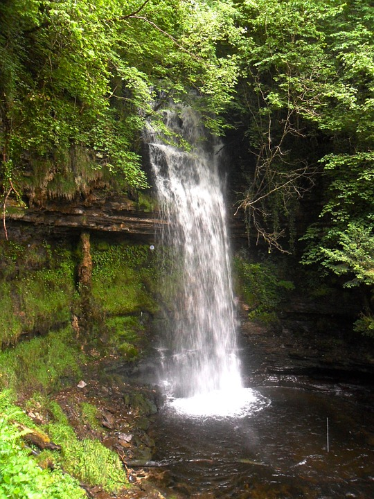 glencar waterfall leitrim