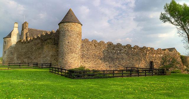 Parkes Castle County Leitrim